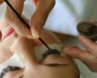 Eyelash-eyebrow-tinting